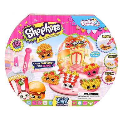 "Shopkins ""Fast Food Diner"""