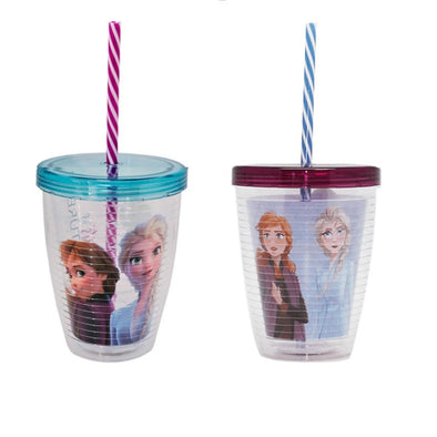 Set de 2 Vasos Frozen II