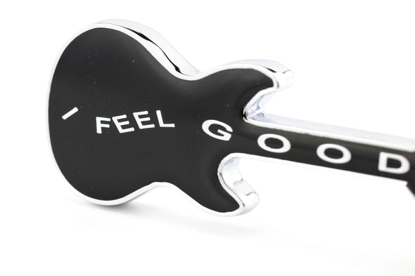 "Llavero Guitarra ""I Feel Good"""