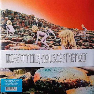 Vinilo Led Zeppelin - Houses Of The Holy