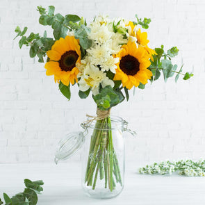 Bouquet Sunflower