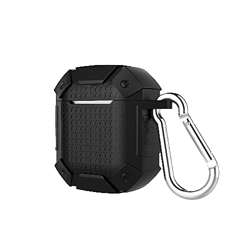 Airpods Armor Case Black