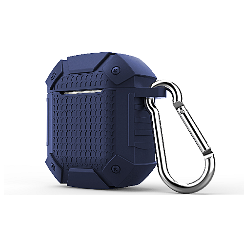 Airpods Armor Case Navy