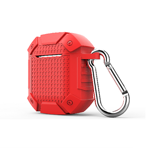 Airpods Armor Case Red