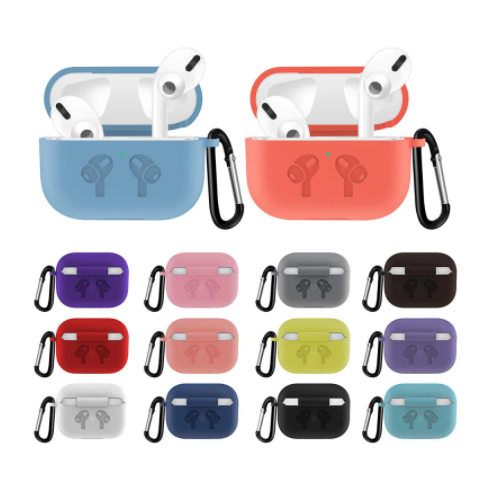Airpods Pro With Carabiner Clip All Colours