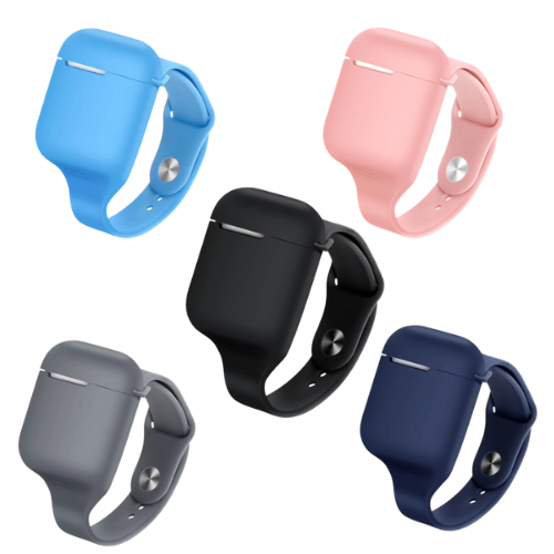 Apple Airpods 1/2 Strap Case Cover