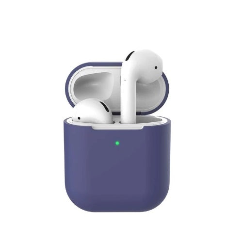 Apple Airpods 2 Case Front View Purple