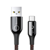 Baseus C -Shaped Type C Intellegent Cable Full View