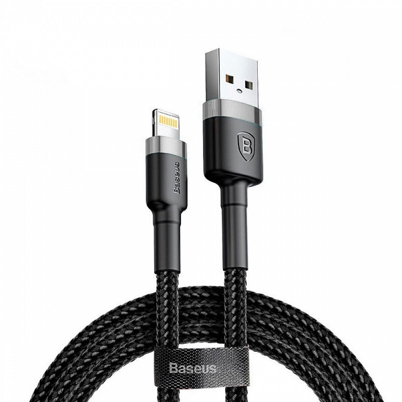 Baseus Cafule High-density braided iPhone Cable