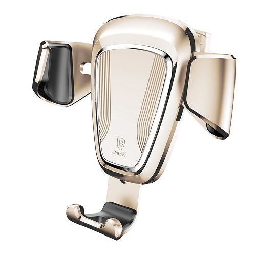 Baseus Gravity Car Mount Car Holder Gold