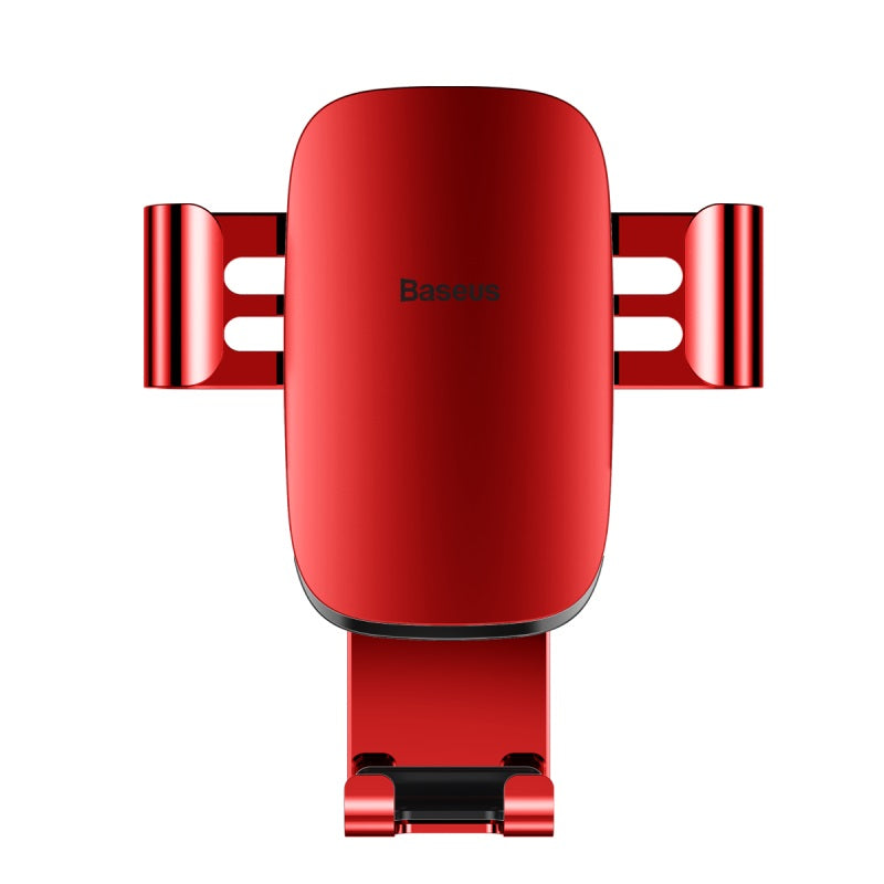 Baseus Metal Age Gravity Mount Red