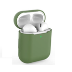 Apple Airpods 2 Case Front View Dark Green