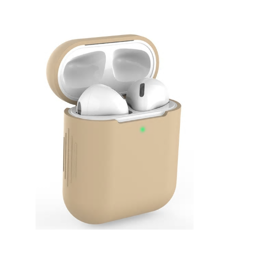 Apple Airpods 2 Case Front View Khaki