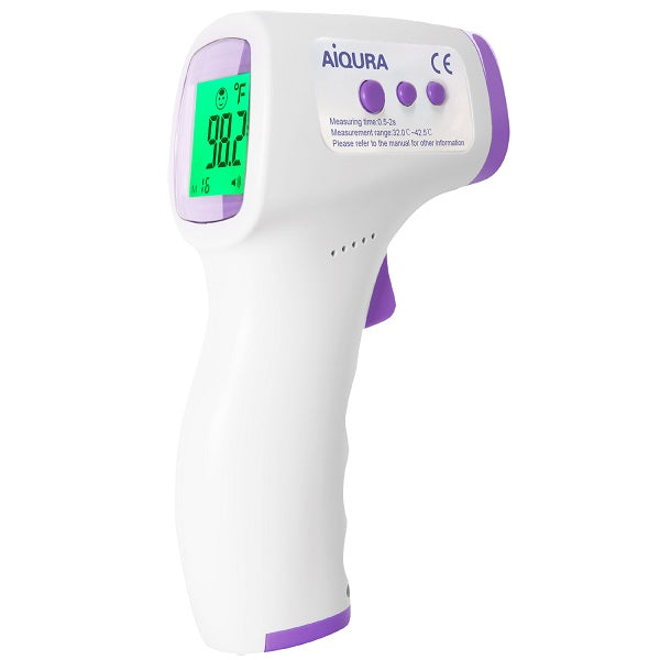 Non Contact Infrared Thermomoter Fulll View