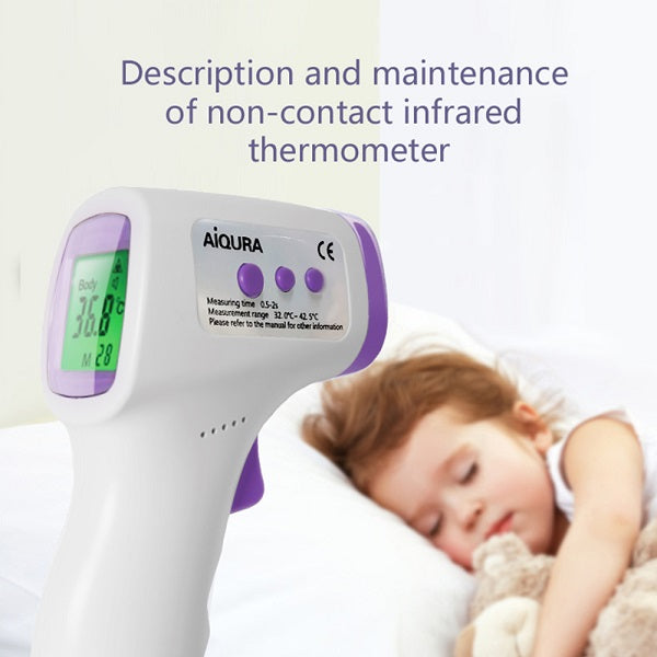 Non Contact Thermometer For Adult and Children