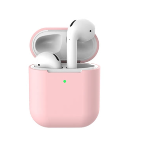 Apple Airpods 2 Case Front View Pink
