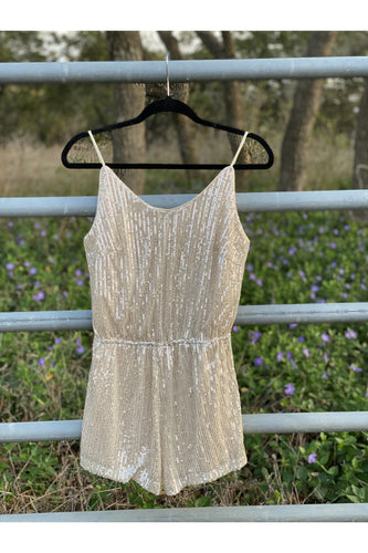 Sparkle Me Pretty Romper