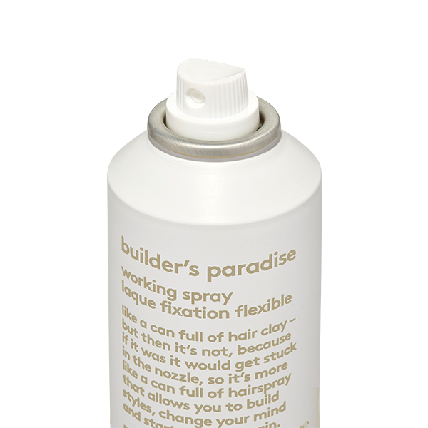 Builder's Paradise Working Spray
