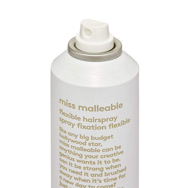 Miss Malleable Flexible Hairspray