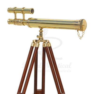 Areeva Brass Nautical Telescope Spyglass