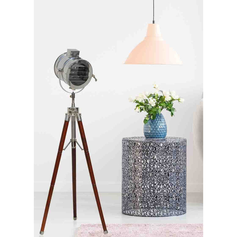 Wheel Lamp Tripod Spot Search Light