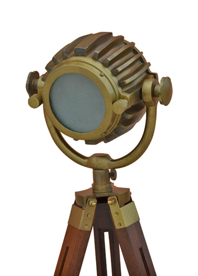 Royal Nautical Antique Motor Look Spot Search Light