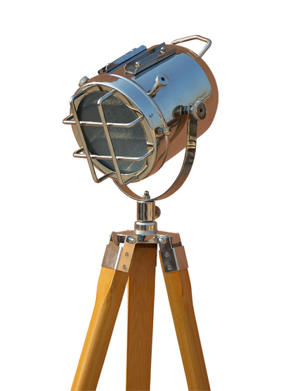 Royal Nautical Chrome Spot Search Light