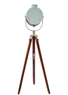 Nautical Chrome light Floor Spot Light