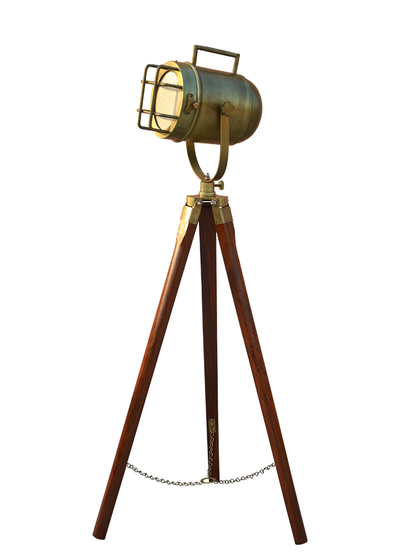 Royal Nautical LED Antique Fixed Spot Search Light