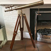 Nautical Reproduction Antique Finish Telescope