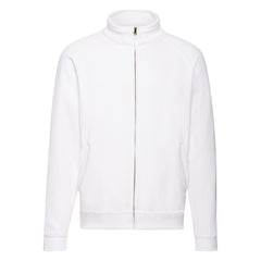 Zip Thru Sweat Jacket
