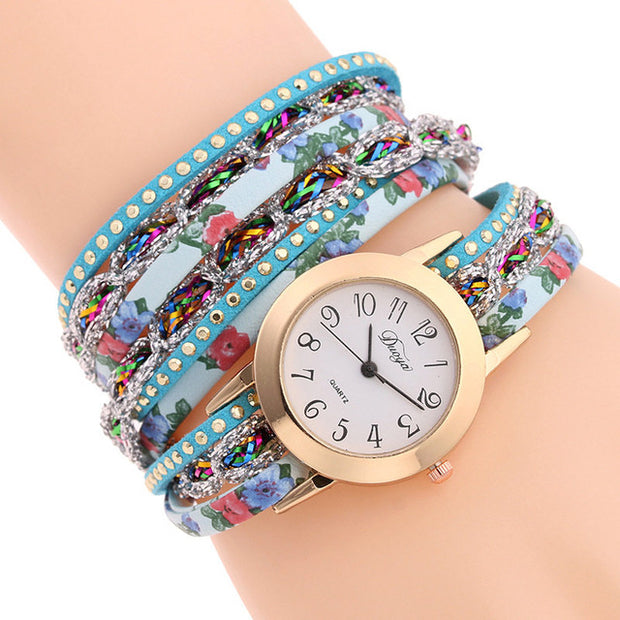 Ladies Wrist Bracelet Watch