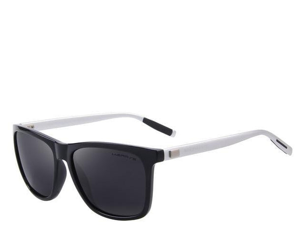 Retro Aluminium Polarized Sunglasses
