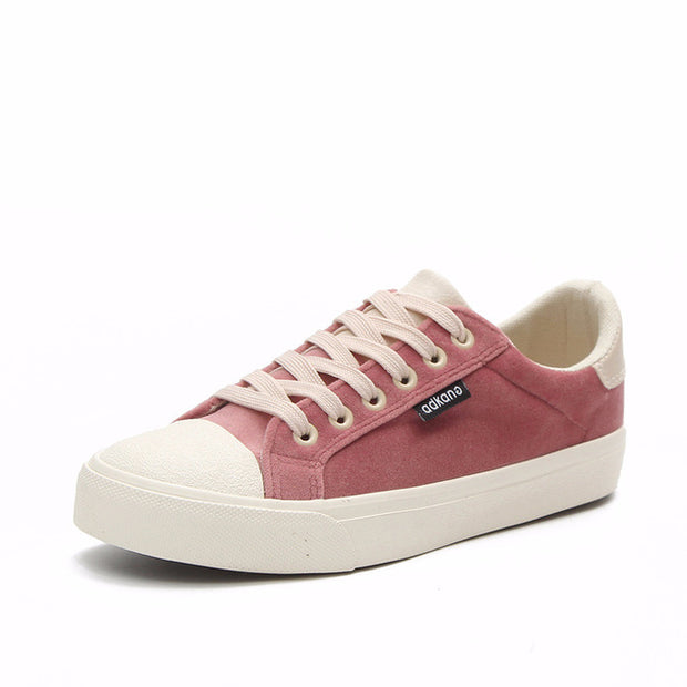 Fashion Canvas Breathable Sneakers