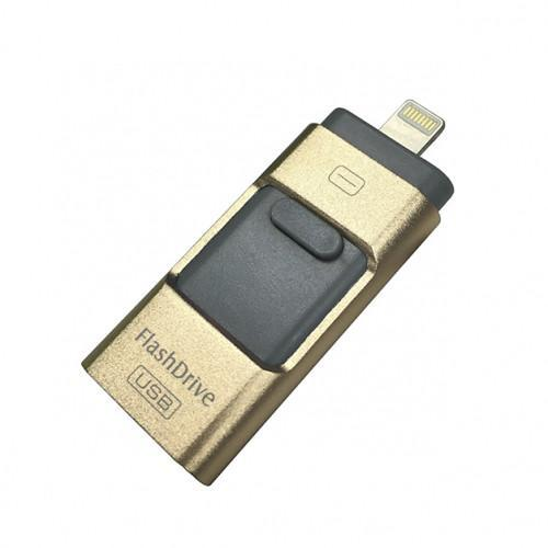 iFlash USB Drive for iPhone, iPad & Android - 4 Colors