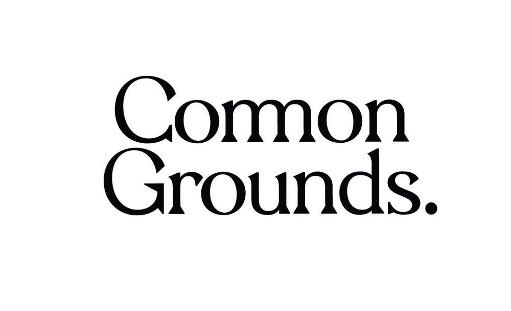Common Grounds Coffee Scrub