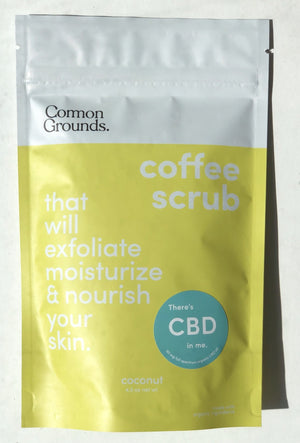CBD & Coconut (4.5oz)
