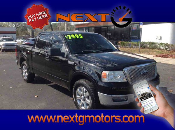 2004 Ford F150 SuperCrew Cab