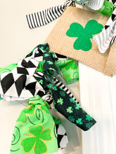 Load image into Gallery viewer, St. Patrick's Day Hand Tied Garland