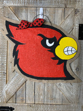 Load image into Gallery viewer, Cardinal Mascot
