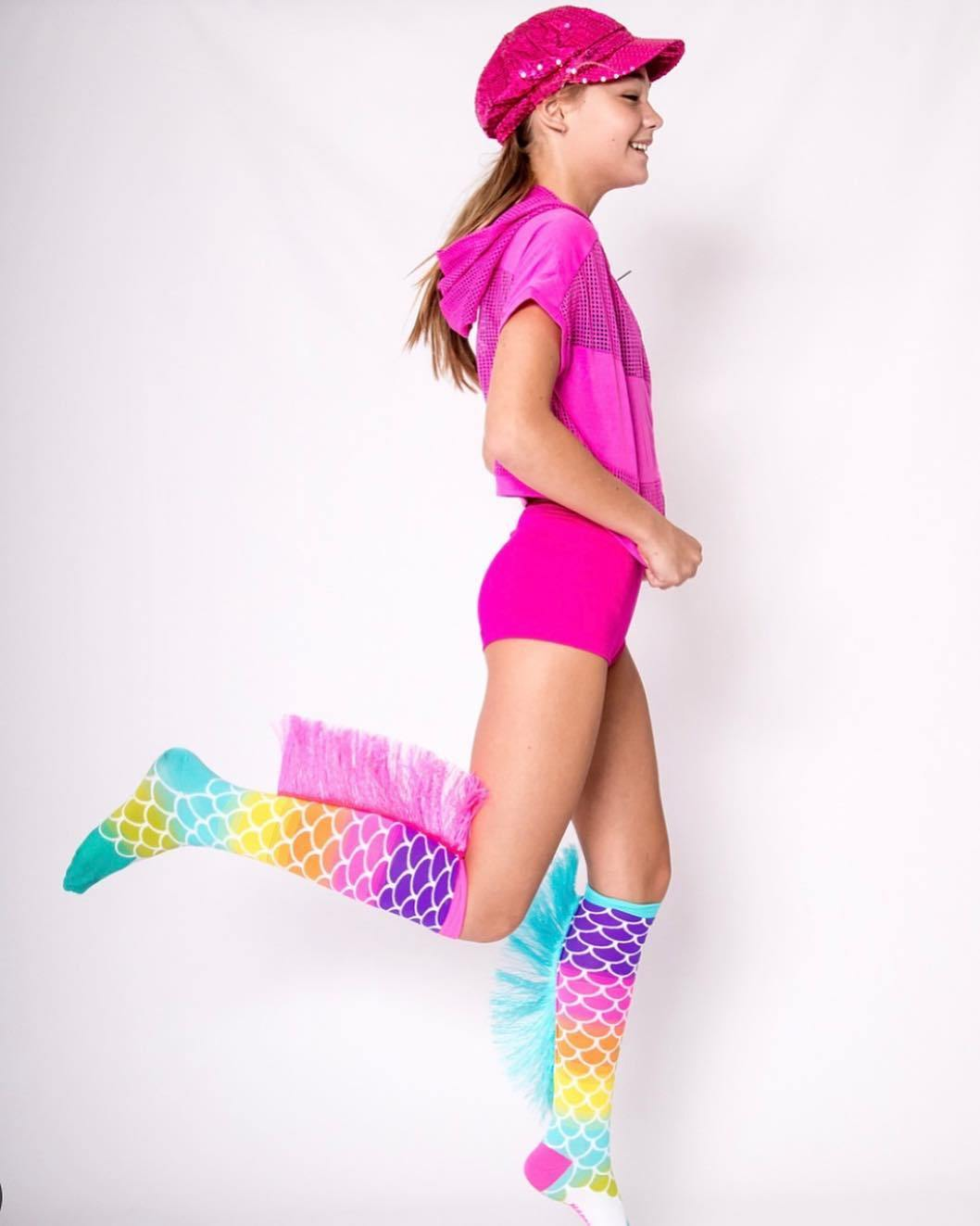 MERMAID MadMia Socks