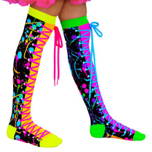 Load image into Gallery viewer, PAINT SPLATTER MadMia Socks