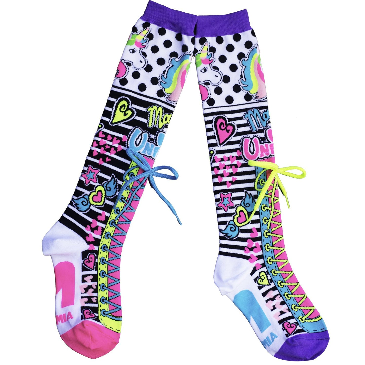 UNICORN MAGIC MadMia Socks