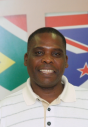 Robert Machaka Factory Manager