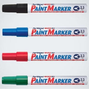 Artline Paint Marker Pens by Plastrip