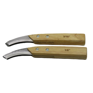 Girdler Knives with Parallel Blades