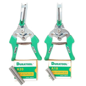 Duratool Hog Ring Pliers by Plastrip