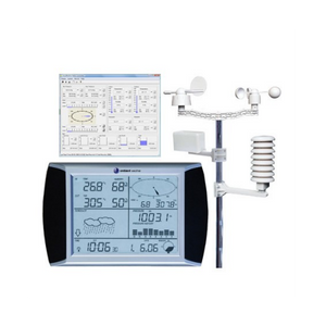 Professional Weather Station WH1081PC by Plastrip