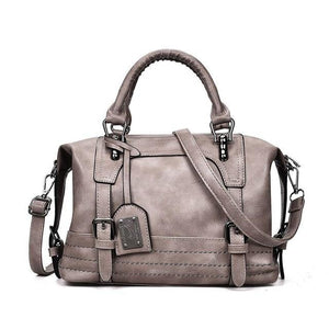 Vintage Soft Leather Crossbody Bags