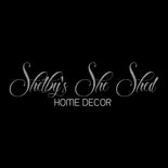Store Logo Shelby's She Shed